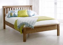 Solid Oak Bed Frame