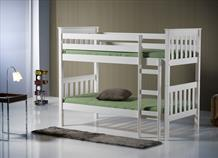 Seattle White Bunk Bed