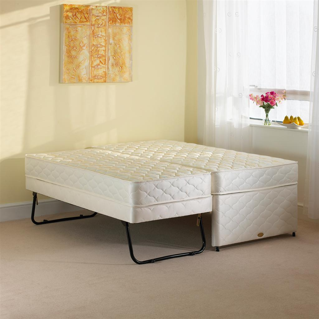 Diamond guest bed staddons beds for Divan bed with guest bed