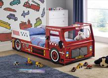 Samson Fire Engine Bed Frame