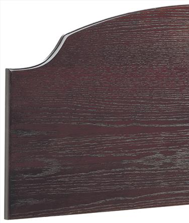Regent Mahogany Finish Headboard