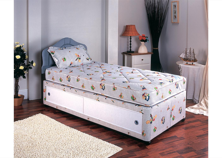 Troy Childrens Divan Set Staddons Beds