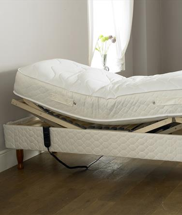 Adjustamatic Electric Bed