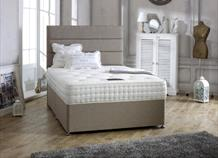 Memory Pocket 1000 Divan Set **2 FREE DRAWERS**