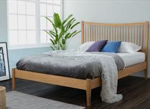 Berwick Solid Oak Bed Frame