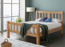 Findon Solid Oak Bed Frame