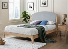 Ritz Solid Oak Bed Frame