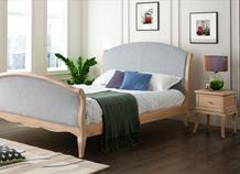 Savoy Solid Oak Bed Frame