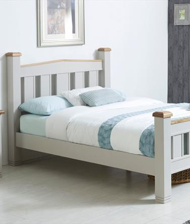 Woodstock Oak Bed Frame