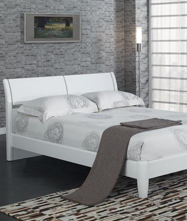 Aztec High Gloss Bed Frame