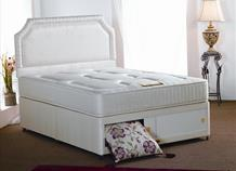 Onyx Bed - Special Prices For Drawer Divans from £199