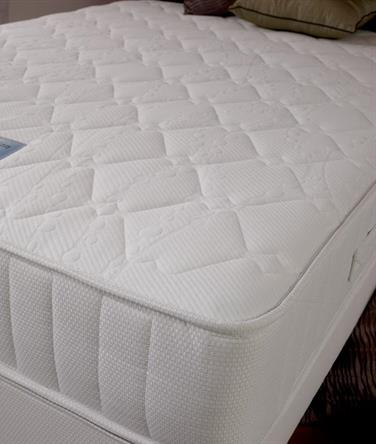 Quilted 1000 Pocket Divan Set