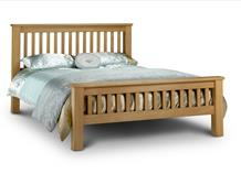 Solid Oak Bed Frames