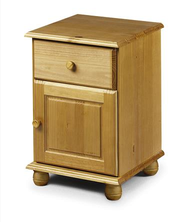 Pickwick 1 Door 1 Drawer Bedside