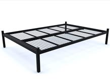 Wrought Iron Platform Bed Frame
