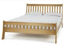 Colechester Solid Oak Bed Frame